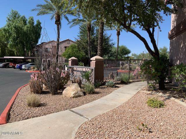 9455 E Raintree Drive #1009, Scottsdale, AZ 85260 (MLS #6151418) :: Maison DeBlanc Real Estate
