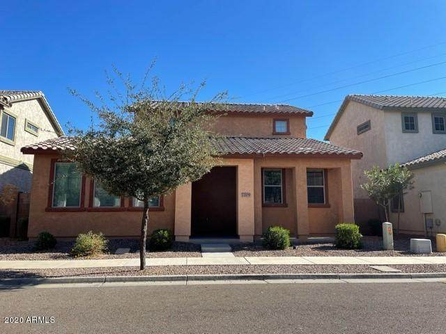 7209 S 48TH Lane, Laveen, AZ 85339 (MLS #6152625) :: The Riddle Group