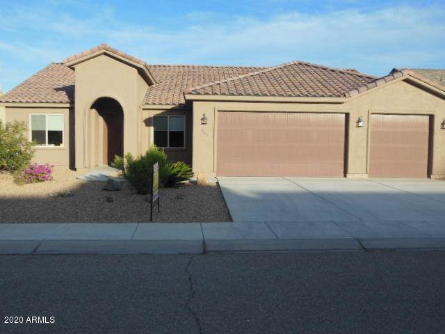 247 Desert Trail Drive, Sierra Vista, AZ 85635 (MLS #6154562) :: NextView Home Professionals, Brokered by eXp Realty