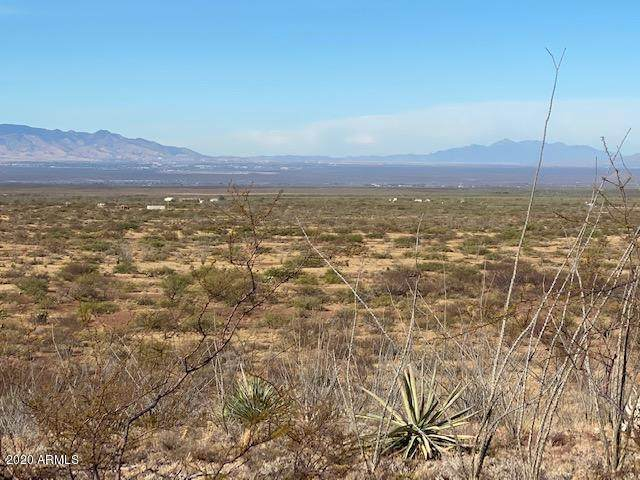 160 Acres E Wrangler Road, Tombstone, AZ 85638 (MLS #6156388) :: Lucido Agency