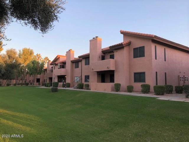 1075 E Chandler Boulevard #112, Chandler, AZ 85225 (MLS #6157261) :: Walters Realty Group