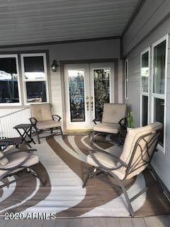111 S Greenfield Road #424, Mesa, AZ 85206 (MLS #6163630) :: Brett Tanner Home Selling Team