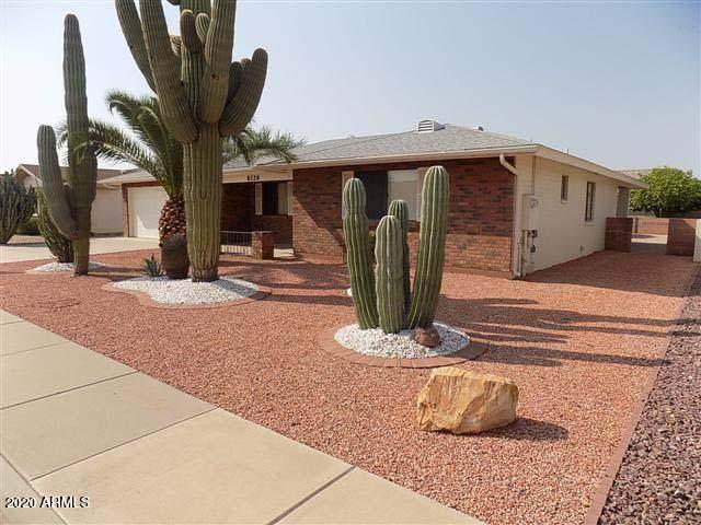 8326 E Milagro Avenue, Mesa, AZ 85209 (MLS #6175029) :: Yost Realty Group at RE/MAX Casa Grande