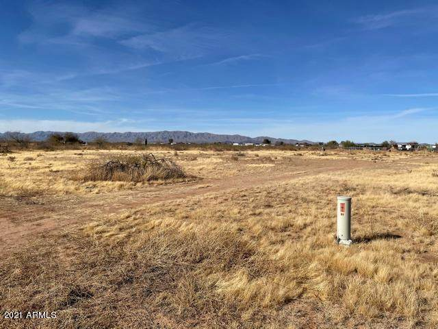 0 W Long Rifle Road, Aguila, AZ 85320 (MLS #6177563) :: The Laughton Team