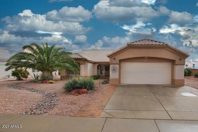 14613 W Via Montoya, Sun City West, AZ 85375 (MLS #6178500) :: John Hogen   Realty ONE Group