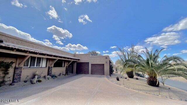 1252 E Indian Basket Lane E, Carefree, AZ 85377 (MLS #6180378) :: Long Realty West Valley