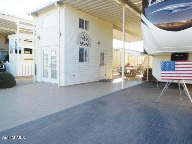 17200 W Bell Road, Surprise, AZ 85374 (MLS #6181009) :: Maison DeBlanc Real Estate