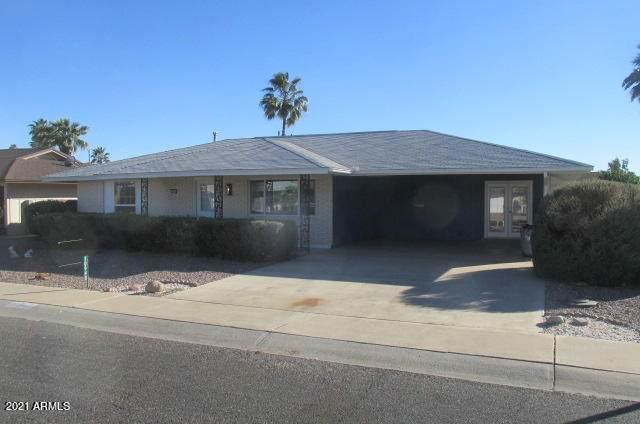 10940 W Saratoga Circle, Sun City, AZ 85351 (MLS #6190922) :: Yost Realty Group at RE/MAX Casa Grande