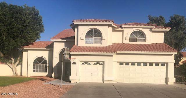 3125 N Sage Circle, Avondale, AZ 85392 (MLS #6210366) :: Hurtado Homes Group