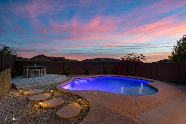 3767 W Desert Creek Lane, Anthem, AZ 85086 (MLS #6214933) :: Executive Realty Advisors