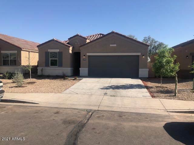 37763 W Capri Avenue, Maricopa, AZ 85138 (MLS #6219470) :: The Daniel Montez Real Estate Group