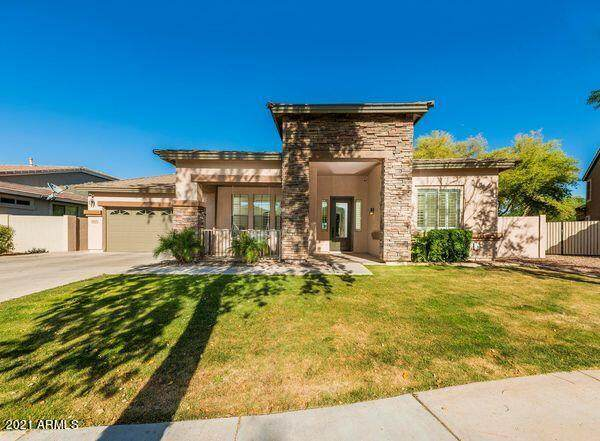 2969 S Martingale Road, Gilbert, AZ 85295 (MLS #6221673) :: The Property Partners at eXp Realty