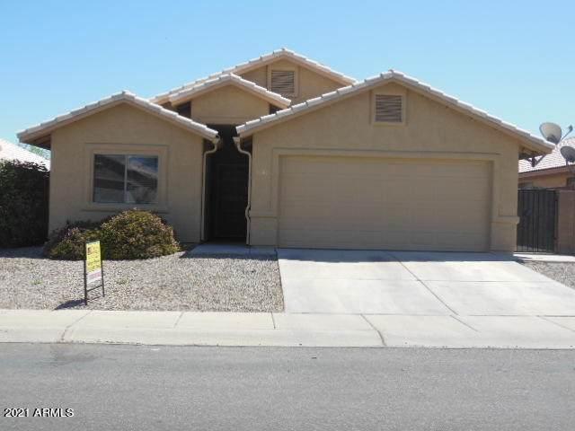 1167 San Simeon Drive, Sierra Vista, AZ 85635 (MLS #6224108) :: My Home Group