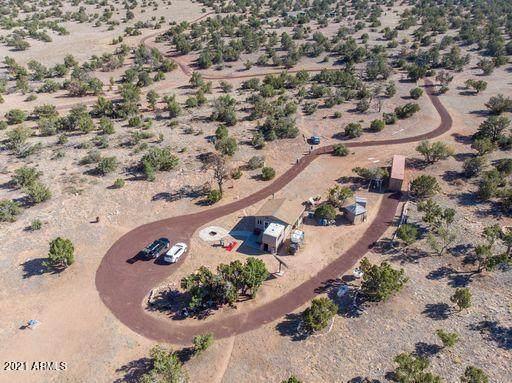 5102 S Sun Dog Trail, Williams, AZ 86046 (MLS #6229798) :: Yost Realty Group at RE/MAX Casa Grande