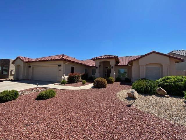 2744 Glenview Drive, Sierra Vista, AZ 85650 (MLS #6231617) :: Dave Fernandez Team | HomeSmart