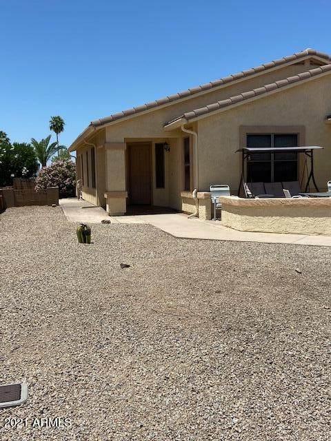 2642 N Armour Avenue, Mesa, AZ 85215 (MLS #6236745) :: Midland Real Estate Alliance