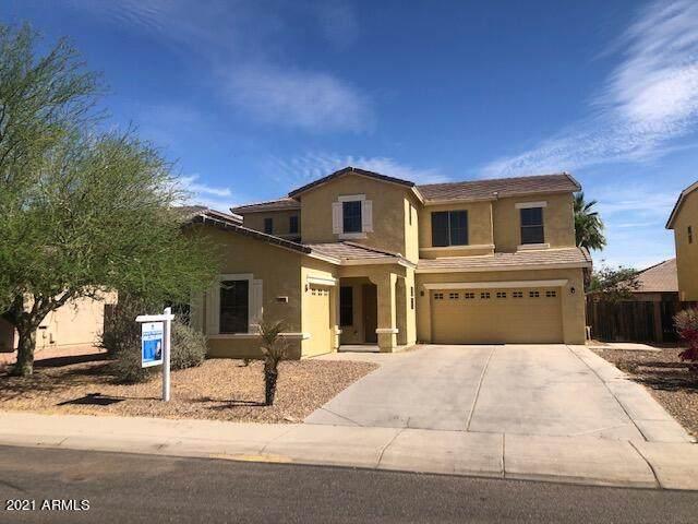 1480 E Anna Drive, Casa Grande, AZ 85122 (MLS #6239926) :: Yost Realty Group at RE/MAX Casa Grande