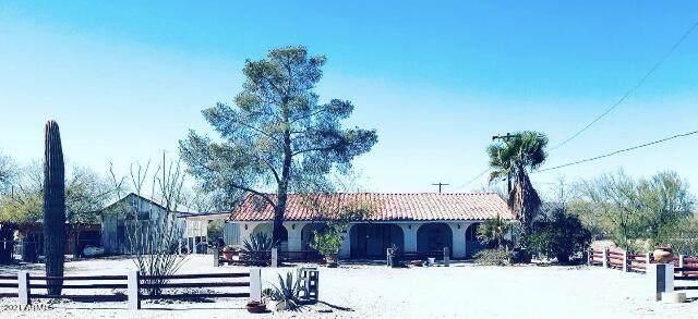 3743 N Ajo Gila Bend Highway, Ajo, AZ 85321 (MLS #6242595) :: Yost Realty Group at RE/MAX Casa Grande