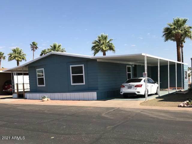 7807 E Main Street Cc-63, Mesa, AZ 85207 (MLS #6243633) :: Hurtado Homes Group