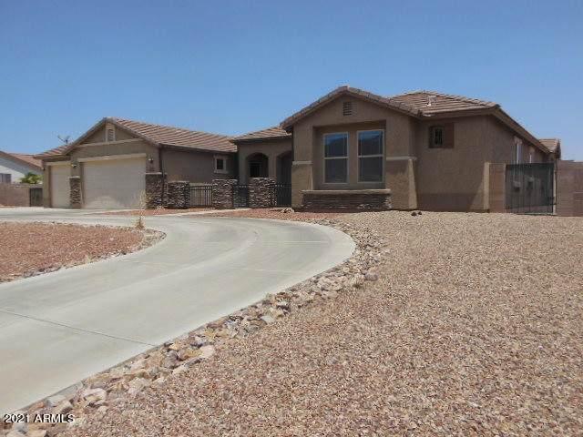 2477 Isla Bonita Drive, Sierra Vista, AZ 85650 (MLS #6253457) :: Conway Real Estate