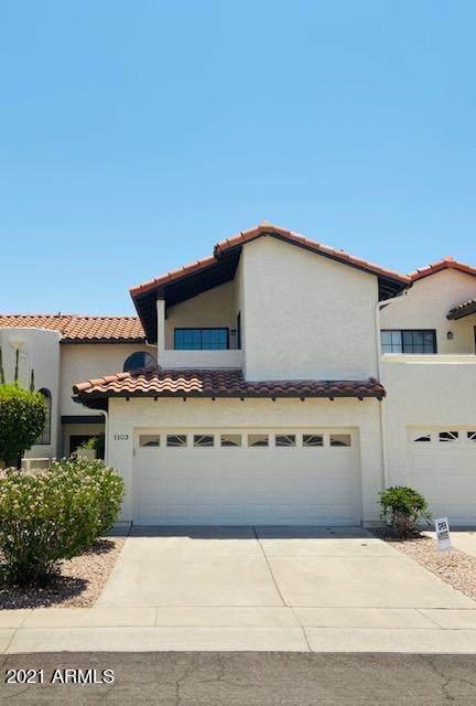 11011 N 92ND Street #1103, Scottsdale, AZ 85260 (MLS #6253507) :: Midland Real Estate Alliance