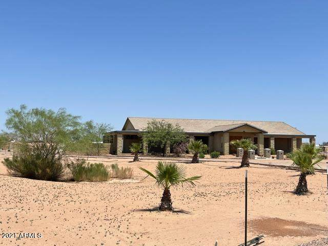 17468 W Oak Tree Drive, Casa Grande, AZ 85193 (MLS #6258276) :: Elite Home Advisors