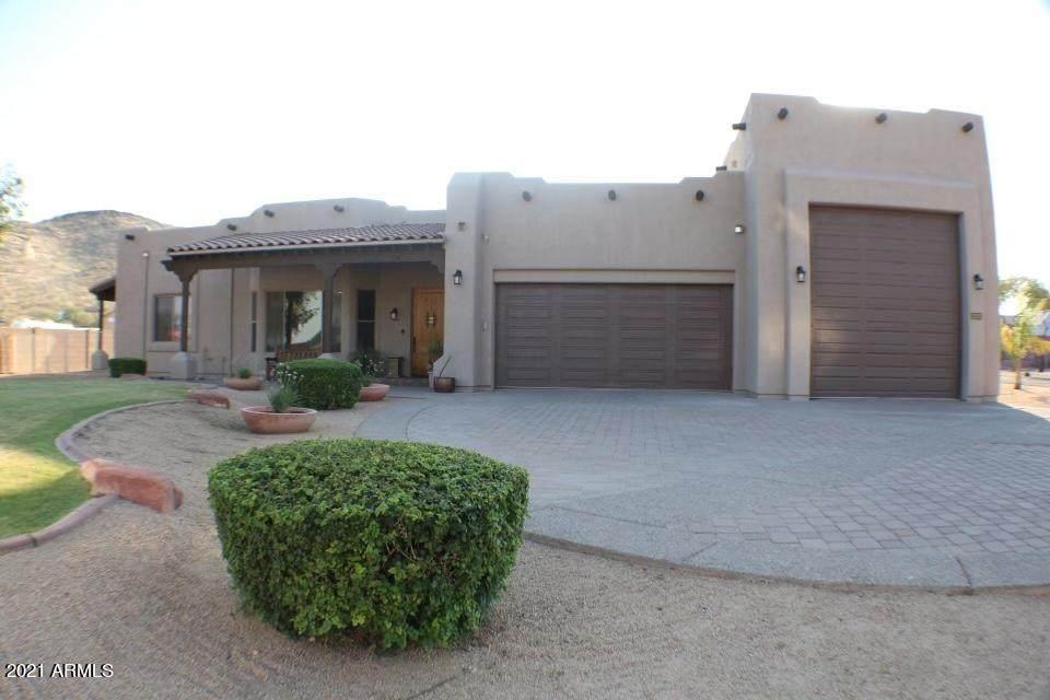 2707 Desert Ranch Road - Photo 1