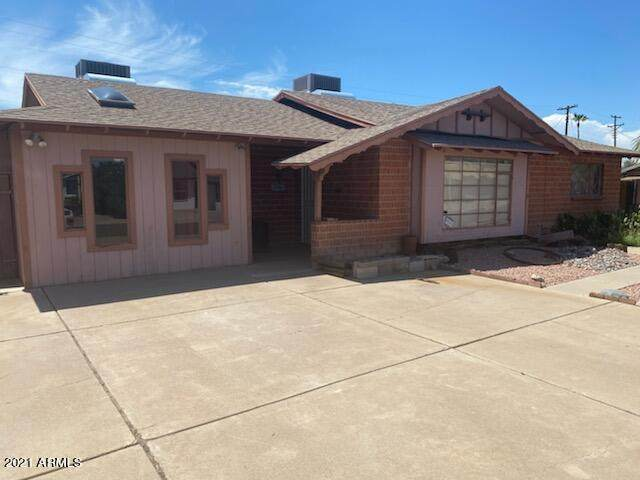 2356 N 85th Place, Scottsdale, AZ 85257 (MLS #6260583) :: The Everest Team at eXp Realty