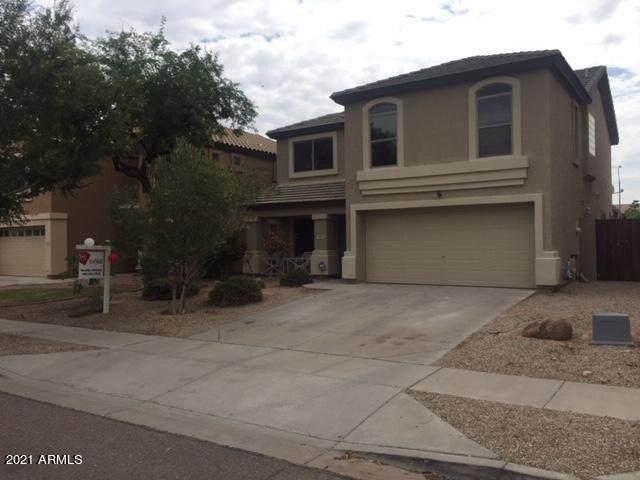 7809 S 47TH Lane, Laveen, AZ 85339 (MLS #6264617) :: Yost Realty Group at RE/MAX Casa Grande