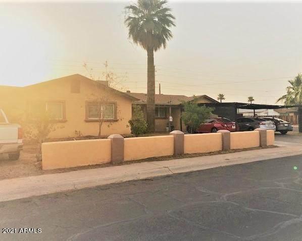 3038 N 40TH Drive, Phoenix, AZ 85019 (MLS #6264948) :: Yost Realty Group at RE/MAX Casa Grande