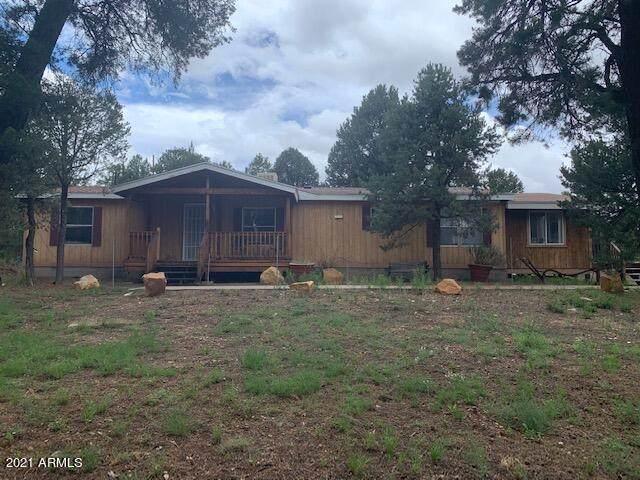 3020 Aspen Road, Overgaard, AZ 85933 (MLS #6265770) :: Arizona 1 Real Estate Team