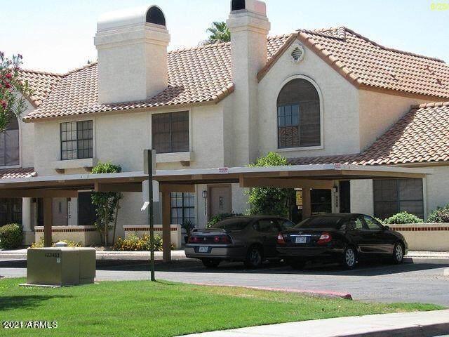 5704 E Aire Libre Avenue #1110, Scottsdale, AZ 85254 (MLS #6269625) :: Yost Realty Group at RE/MAX Casa Grande