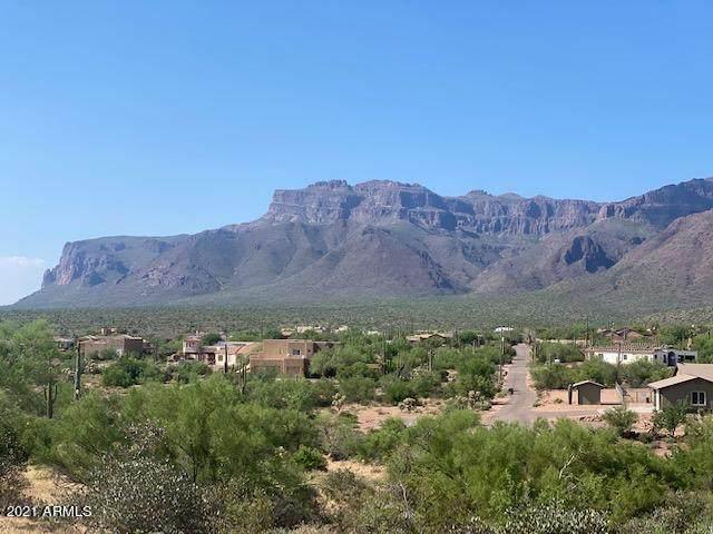 2896 Prickly Point, Gold Canyon, AZ 85118 (MLS #6273542) :: The Dobbins Team