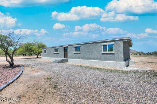 52116 W Esch Trail, Maricopa, AZ 85139 (MLS #6275328) :: Service First Realty