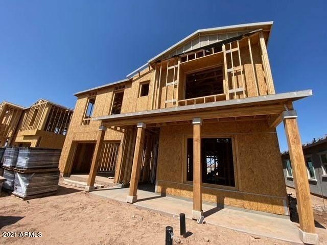 4758 S Pluto, Mesa, AZ 85212 (MLS #6275620) :: Yost Realty Group at RE/MAX Casa Grande
