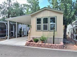 3680 E Az Hwy 260 Pine View Mh Resort B28, Payson, AZ 85541 (MLS #6282620) :: Arizona 1 Real Estate Team