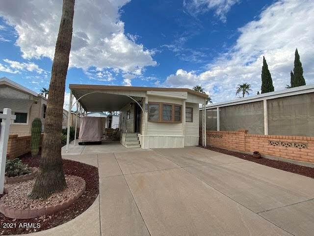 1000 S Idaho Rd 310, Apache Junction, AZ 85119 (MLS #6284644) :: Klaus Team Real Estate Solutions