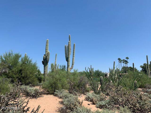 0 E Carefree Drive, Carefree, AZ 85377 (MLS #6290113) :: The Riddle Group