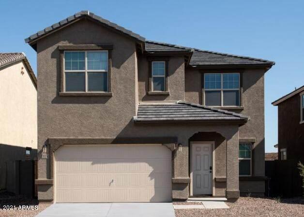 2402 E Alonso Drive, Casa Grande, AZ 85194 (MLS #6290672) :: Elite Home Advisors