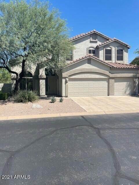 3060 N Ridgecrest #76, Mesa, AZ 85207 (MLS #6291197) :: Elite Home Advisors