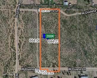 22600 W Duane Lane, Wittmann, AZ 85361 (MLS #6296064) :: Devor Real Estate Associates