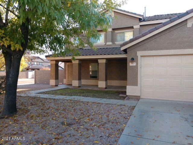 3898 S Ponderosa Drive, Gilbert, AZ 85297 (MLS #6308621) :: Devor Real Estate Associates