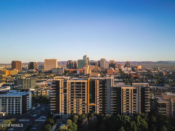 200 W Portland Street #1417, Phoenix, AZ 85003 (MLS #5258276) :: The Laughton Team