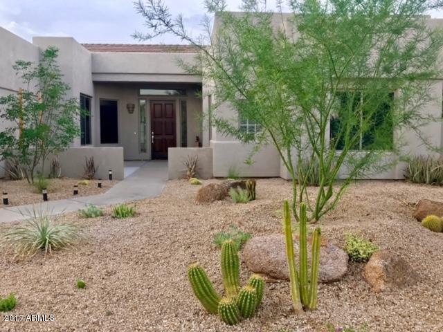 33721 N 71ST Way, Scottsdale, AZ 85266 (MLS #5628537) :: Desert Home Premier