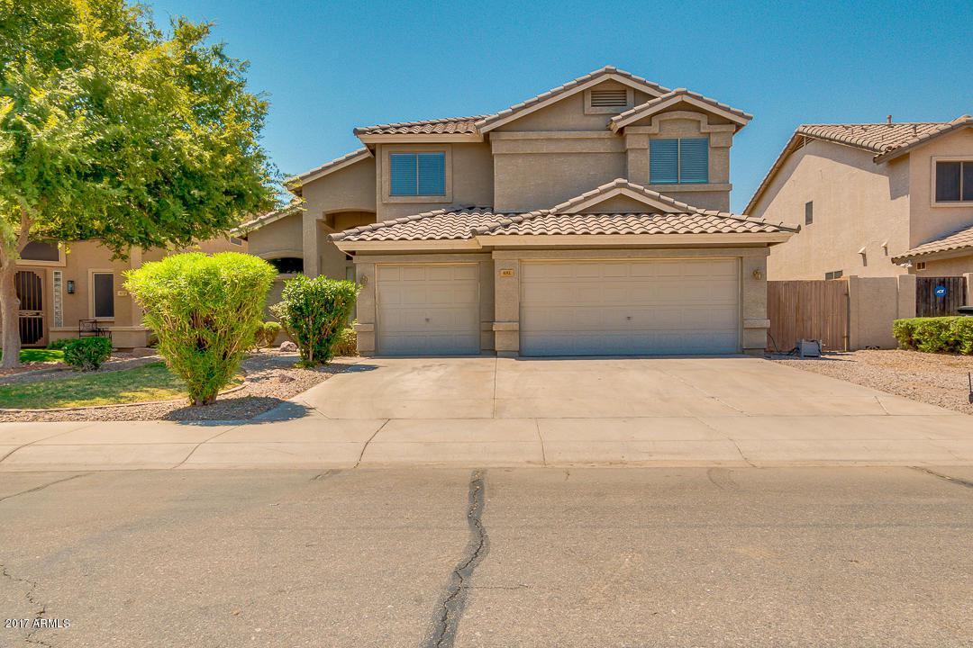481 W Iris Drive, Chandler, AZ 85248 (MLS #5630315) :: Revelation Real Estate