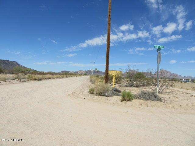 90XX S 538th (401-18-035) Avenue, Tonopah, AZ 85354 (MLS #5640851) :: Devor Real Estate Associates