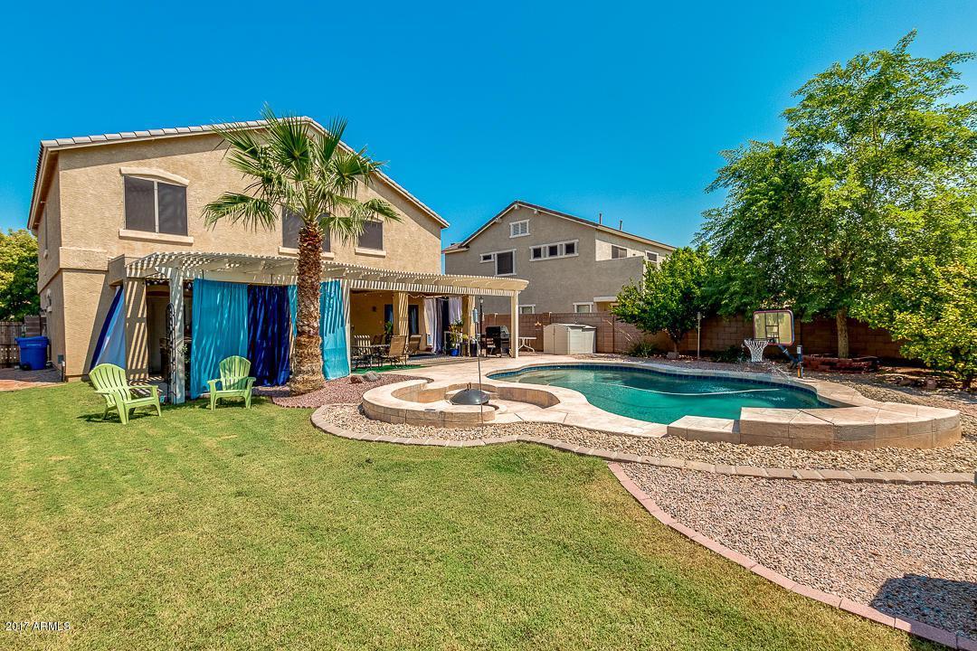 2887 E Baars Court, Gilbert, AZ 85297 (MLS #5657427) :: Revelation Real Estate