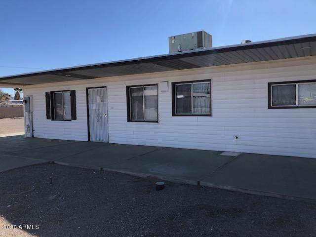 375 E Main Street, Quartzsite, AZ 85346 (MLS #5676613) :: Brett Tanner Home Selling Team