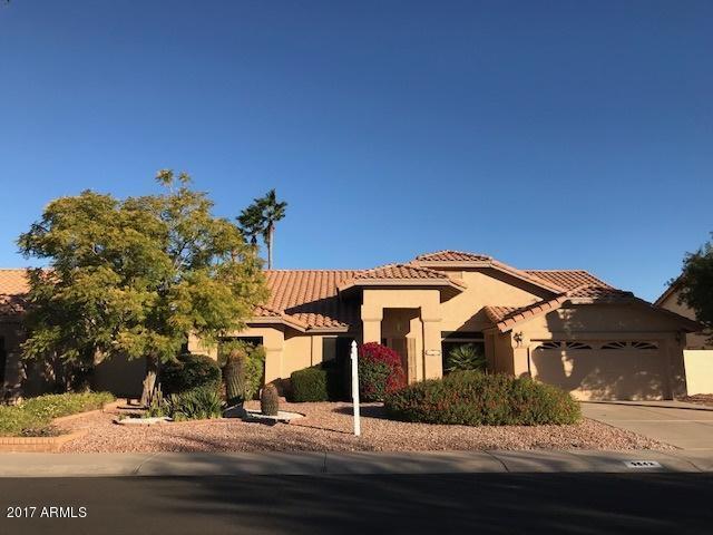 9642 W Sierra Pinta Drive, Peoria, AZ 85382 (MLS #5697450) :: Occasio Realty