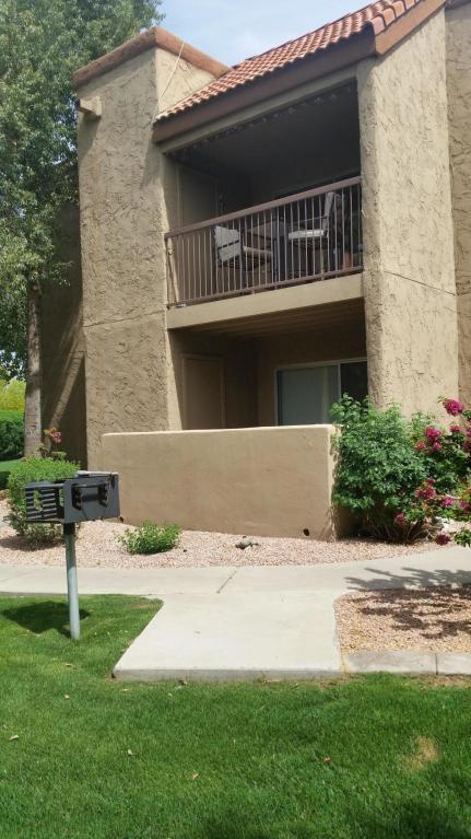8250 E Arabian Trail #115, Scottsdale, AZ 85258 (MLS #5760060) :: The Laughton Team